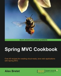 Spring MVC Cookbook(Paperback)-cover