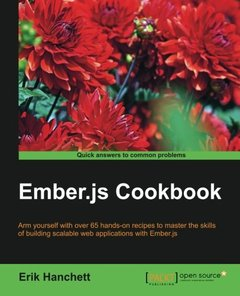 Ember.js Cookbook(Paperback)-cover