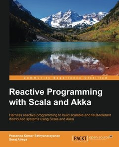 Reactive Programming with Scala and Akka(Paperback)-cover