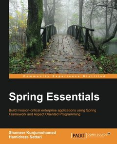Spring Essentials(Paperback)-cover