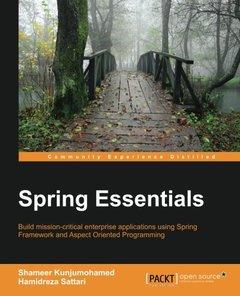 Spring Essentials(Paperback)-cover