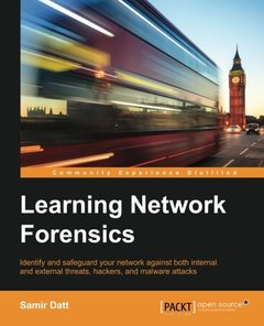 Learning Network Forensics(Paperback)-cover