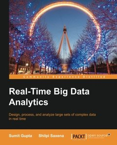 Real-Time Big Data Analytics(Paperback)-cover