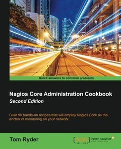 Nagios Core Administration Cookbook, 2/e(Paperback)-cover