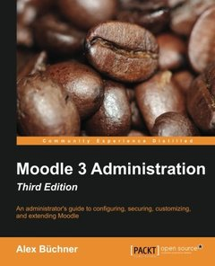 Moodle 3 Administration,  3/e (Paperback)-cover