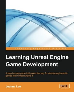 Learning Unreal Engine Game Development(Paperback)-cover