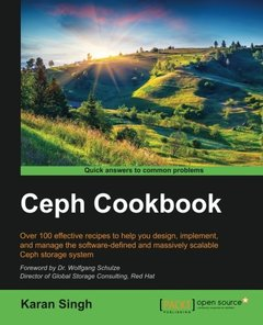 Ceph Cookbook (Paperback)-cover