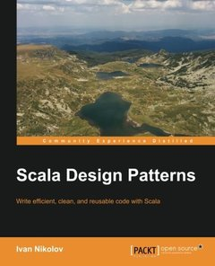 Scala Design Patterns(Paperback)-cover