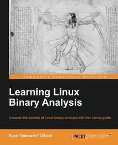 Learning Linux Binary Analysis(Paperback)-cover