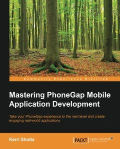 Mastering PhoneGap Mobile Application Development(Paperback)-cover