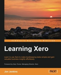 Learning Xero(Paperback)-cover