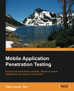 Mobile Application Penetration Testing(Paperback)-cover