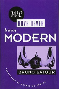 We Have Never Been Modern (Paperback)-cover