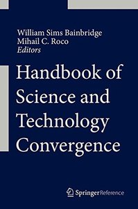 Handbook of Science and Technology Convergence(Hardcover)-cover