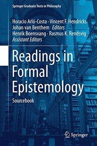 Readings in Formal Epistemology: Sourcebook(Hardcover)-cover