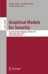 Graphical Models for Security(Paperback)-cover