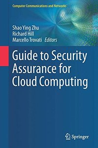 Guide to Security Assurance for Cloud Computing(Hardcover)-cover