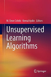 Unsupervised Learning Algorithms(Hardcover)-cover