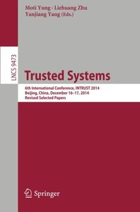 Trusted Systems(Paperback)