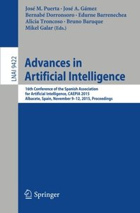 Advances in Artificial Intelligence(Paperback)-cover