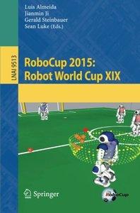 RoboCup 2015: Robot World Cup XIX(Paperback)-cover