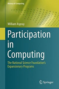 Participation in Computing: The National Science Foundation's Expansionary Programs(Hardcover)-cover