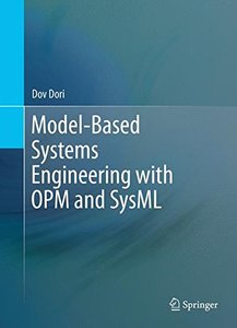 Model-Based Systems Engineering with OPM and SysML(Hardcover)-cover