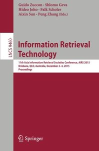 Information Retrieval Technology(Paperback)-cover