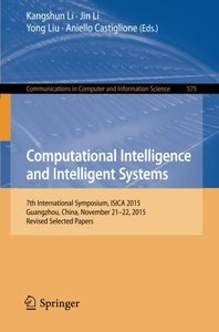 Computational Intelligence and Intelligent Systems(Paperback)-cover