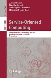 Service-Oriented Computing(Paperback)-cover
