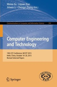 Computer Engineering and Technology(Paperback)-cover