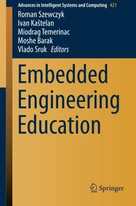 Embedded Engineering Education(Paperback)-cover