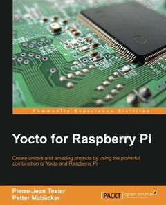 Yocto for Raspberry Pi(Paperback)-cover