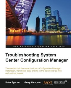 Troubleshooting System Center Configuration Manager(Paperback)-cover