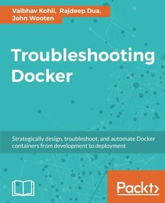 Troubleshooting Docker(Paperback)-cover