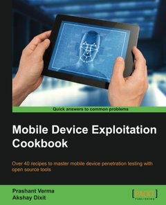 Mobile Device Exploitation Cookbook(Paperback)-cover