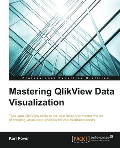 Mastering QlikView Data Visualization(Paperback)-cover