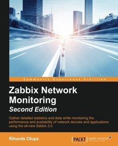 Zabbix Network Monitoring, 2/e(Paperback)-cover