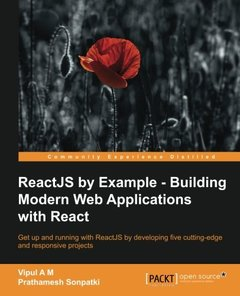 ReactJS by Example- Building Modern Web Applications with React(Paperback)-cover