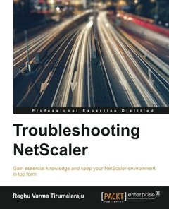 Netscaler Troubleshooting Guide(Paperback)-cover
