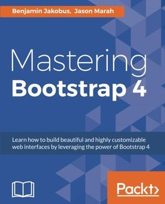 Mastering Bootstrap 4 (Paperback)-cover