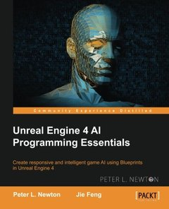 Learning Unreal AI Programming(Paperback)-cover