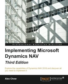 Implementing Microsoft Dynamics NAV, 3/e(Paperback)-cover