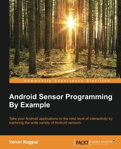 Android Sensor Programming By Example(Paperback)