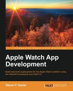 Apple Watch App Development(Paperback)-cover