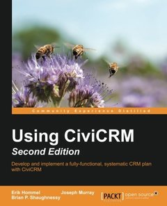 Using CiviCRM, 2/e(Paperback)-cover