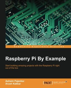 Raspberry Pi By Example(Paperback)-cover