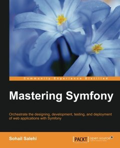 Mastering Symfony(Paperback)-cover
