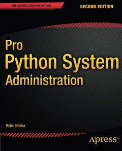 Pro Python System Administration,  2/e(Paperback)-cover
