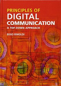 Principles of Digital Communication: A Top-Down Approach-cover